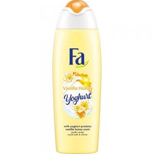 Fa Foam Bath Yoghurt Vanilla