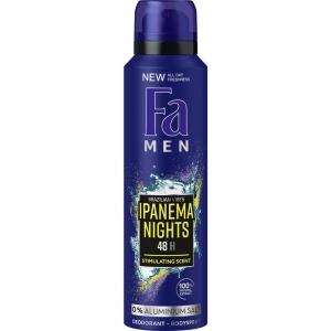 Fa Men Deodorant Spray Ipanema