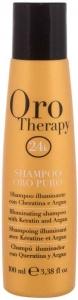Fanola 24K Oro Puro Shampoo 100ml (All Hair Types)