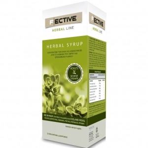 Fective Herbal Line Syrup