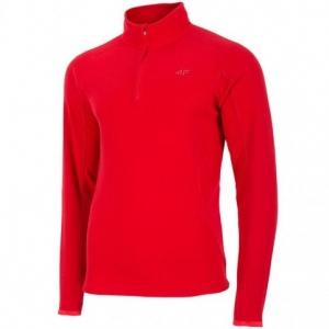 Fleece sweatshirt 4F M H4Z19