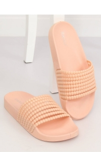 Flip flops με πέρλες - Ροζ