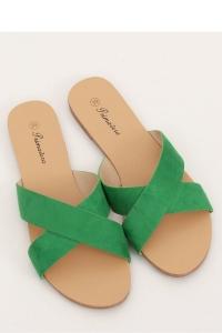 Flip flops χιαστί - Πράσινο