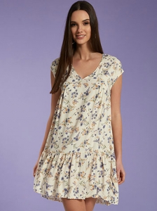 Floral φόρεμα SH1539.8232+1
