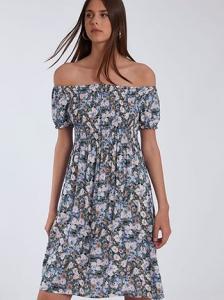 Floral φόρεμα SH1770.8553+2
