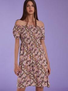 Floral φόρεμα SH1770.8553+4