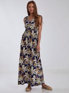Floral φόρεμα SH9875.8348+1