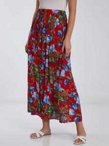 Floral φούστα φόρεμα SH1709.2356+1
