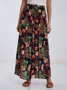 Floral φούστα φόρεμα SH1709.2356+4