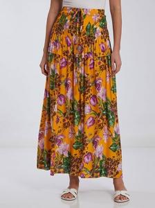 Floral φούστα φόρεμα SH1709.2356+5