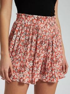 Floral φούστα σορτς SH7987.1031+2