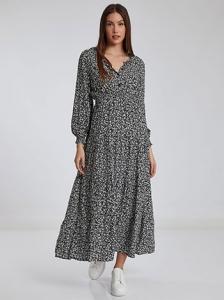 Floral maxi φόρεμα SH1539.8355+3
