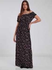 Floral maxi φόρεμα SH7992.8223+1
