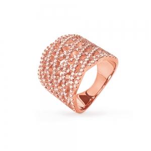 FOLLI FOLLIE - Ασημένιο δαχτυλίδι