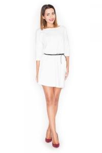 Φόρεμα μακρυμάνικο με ζώνη