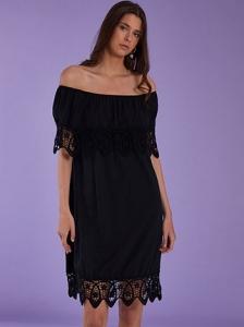 Φόρεμα με ακάλυπτους ώμους SH7814.8012+2