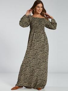 Φόρεμα με σφηκοφωλιά SH1770.8008+2