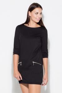 Φόρεμα μίνι - Μαύρο