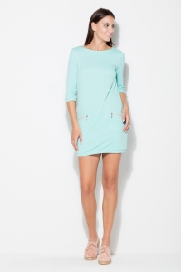 Φόρεμα μίνι - Μέντα