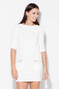 Φόρεμα μίνι - Μπεζ