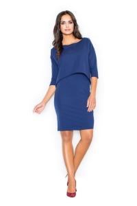 Φόρεμα μίνι - Μπλε Σκούρο