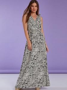 Φόρεμα σε animal print SH1775.8123+1