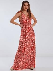 Φόρεμα σε animal print SH1775.8123+2