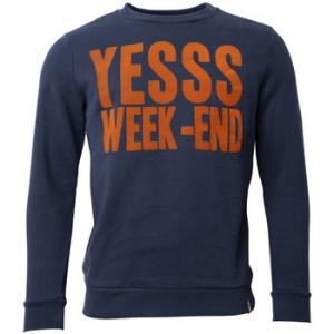 Φούτερ French Kick Yes week-end