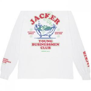 Φούτερ Jacker Business club