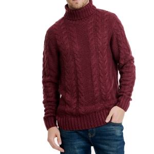 FUNKY BUDDHA - Ανδρικό πουλόβερ