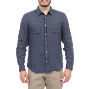 GAS - Ανδρικό λινό πουκάμισο