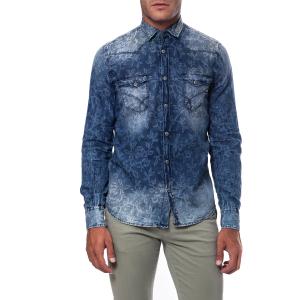 GAS - Ανδρικό πουκάμισο Gas