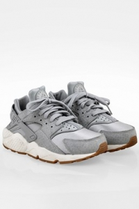 Γκρι Air Huarache Run Sneakers