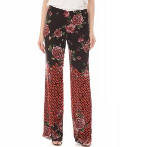 GUESS - Γυναικείο φαρδύ παντελόνι