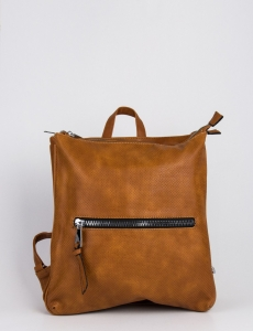 Γυναικεία κάμελ τσάντα πλάτης