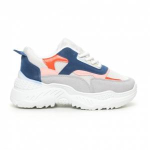 Γυναικεία λεύκα αθλητικά παπούτσια