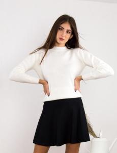Γυναικεία μαύρη κλος φούστα