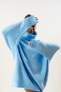 Γυναικεία Μπλούζα Floss - Knitted