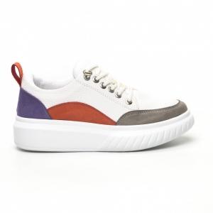 Γυναικεία πολύχρωμα sneakers