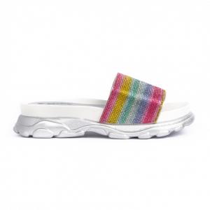 Γυναικείες σαγιονάρες Rainbow