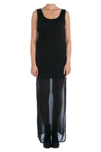 Γυναικείο Maxi Φόρεμα Black