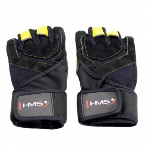 Gym gloves Black / Yellow