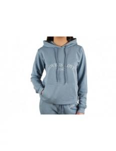 GymHero Hoodie 785-BLUE