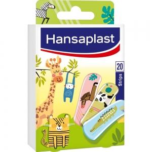 Hansaplast Animals Αυτοκόλλητα