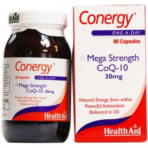 Health Aid Conergy Coq10 30Mg