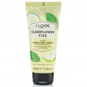 I Love...Elderflower Fizz