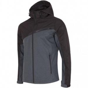 Jacket 4f M H4L18-KUM005 dark