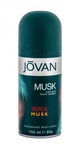 Jovan Tropical Musk Deodorant