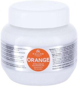Kallos Cosmetics Orange Hair