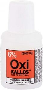 Kallos Cosmetics Oxi 6% Hair Color 60ml (Colored Hair)